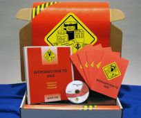 - SAFETY MEETING KIT - GHS (the GLOBALLY HARMONIZED SYSTEM)